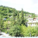 Guesthouse town view, Borjomi
