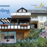 Ferienhaus Dreilinge, Cochem
