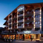 Hotel Pictures: Hotel Schwarzer Adler, Nauders
