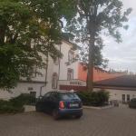 Hotel Jerabek,  Prague