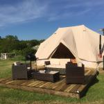Glampotel Lizard Point Glamping, Helston