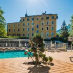 Savoy Hotel, Brides-les-Bains