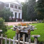 Sanatoriy Zeleniy Gorod, Zelënyy Gorod