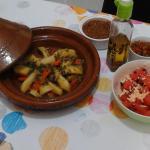 petit riad,  Rabat