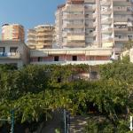 Detjon Beach Apartments, Sarandë