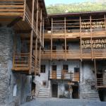 Contrada Beltramelli, Villa di Tirano