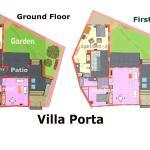 Villa Porta,  Antalya