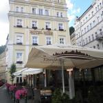 Hotel Ruze, Karlovy Vary