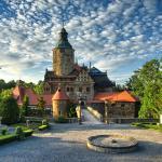 Zamek Czocha,  Leśna
