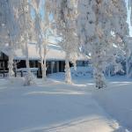 Hotel Pictures: RukaNeliö Cottage, Ruka