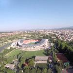 City Center Apartment -1.6 km from Telekom Arena, Skopje