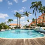 Luxurious Royal Palm Condo Ocean View, Willemstad