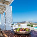 White & Co. Exclusive Island Villas, Pýrgos