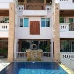 Top Floor 2 Bed Room Apartment, Phuket Town