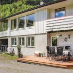 Holiday Home Vikanes with Mountain View VIII,  Eikemo