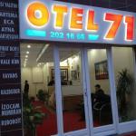 Hotel 71,  Kırıkkale