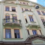 Hostel u Minoritů,  Brno