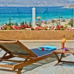 Naxos Island Hotel, Agios Prokopios