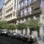 Pensión Rodríguez,  Madrid