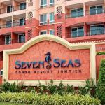 Seven Seas Condo Resort 2, Jomtien Beach