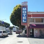 Town House Motel, San Francisco