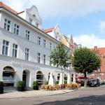 Hotel Schweriner Hof,  Stralsund