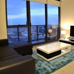 One-Bedroom Clarendon Apartment #2501, Melbourne
