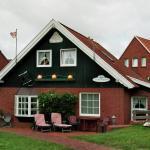 Hotel Pictures: Fischerhäuschen & Witte Aaland, Baltrum