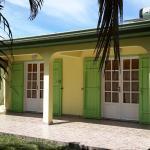 La Villa des Palmes, Bois d'Olive