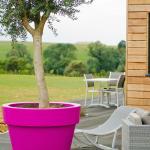 Hotel Pictures: Les Jardins d'Eugénie - Maison d'hôtes et Cottage, Leulinghen-Bernes