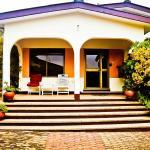 Jason Lodge,  Aburi