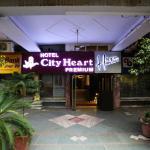 Hotel City Heart Premium, Chandīgarh