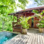 Aqua: Casa Lorito Tree House Studio,  El Gigante