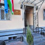 CROWN Hotel, Τασκένδη