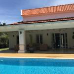 Balinese villa with private pool, Hua Hin
