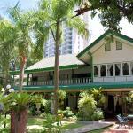 Green Villa Beach Resort, Pattaya North