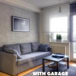 Gajba Center Apartment, Novi Sad
