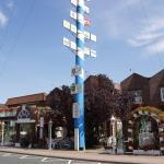 Hotel Pictures: Landhotel Butjadinger Tor, Nordenham