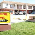 Marina 7 Motel,  Los Angeles