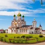 Troitse-Sergiev Varnitskiy Monastyr, Rostov