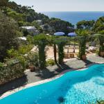 Hotel La Floridiana,  Capri