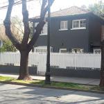 Departamento Interior,  Santiago