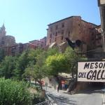 Hotel Mesón del Gallo, Albarracín