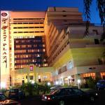 Le Grande Plaza Hotel,  Tashkent