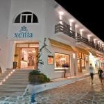 Xenia Hotel,  Naxos Chora