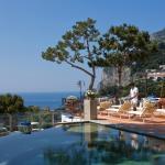 Casa Morgano,  Capri