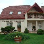 Borbarát Vendégház, Eger