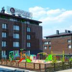 Foto Hotel: Lucky Bansko Aparthotel & SPA, Bansko
