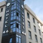 Hotel 44, Gijón