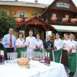 Hotellikuvia: Bioalm Wassermann Wirt, Sommereben